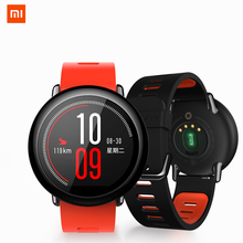 Original Xiaomi Huami Watch AMAZFIT Pace Sports Smart Watch English Version Bluetooth 4.0 Heart Rate Monitor GPS For Android IOS(China)