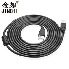 JINCHI 1M 2M 5M USB 2.0 Data Line USB Male To Female Data Cable USB Extension Wire For Mobile Phones For Tablet PC