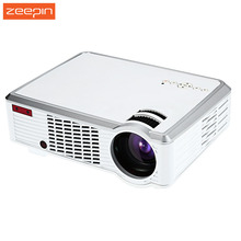Zeepin Led-33 Portable Projector 2600 Lumens HD 3D Beamer Proyector Home Theater With HDMI USB AV VGA for Home Office Education