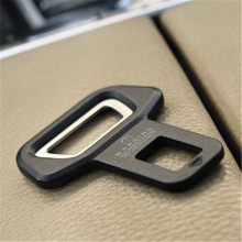 1PC High Quality Car safety belt clip Car Seat belt buckle Vehicle-mounted Bottle Openers Dual-use free shipping