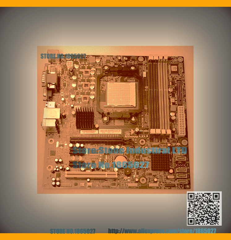 M75E M3A780M RS780Q-LM6 Motherboard 03T7012 03T6627 100% Tested Good Quality<br>