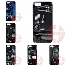BMW M Power M3 M4 M5 engine Cell Phone For Motorola Moto X Play X2 G G2 G3 G4 Plus E 2nd 3rd gen Razr D1 D3 Z Force