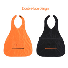 Double Face Sticky Belt Hairdressing Cape Salon Barber Hairdresser Hairdressing Cloth Hair Cutting Apron Styling Tools