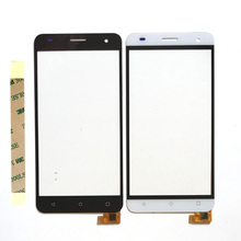 High quality Touchscren Panel For Fly FS504 Cirrus 2 Outter sensor Glass Touch screen Digitizer Capacitive replacement(China)