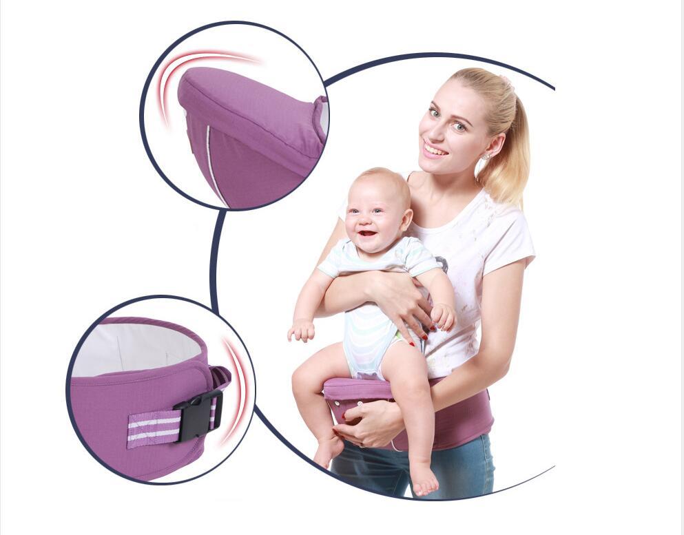 hip seat and waist belt