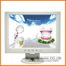High resolution 12 inch TFT 1024*768 12 LCD Monitor, Small LCD Monitor vga, Portable LCD Desktop Monitors