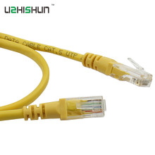 RJ45 FLAT Ethernet Cable CAT6 Internet Network Patch LAN Cable Cord for Smart TV/PS4/Xbox PC computer and Router USE