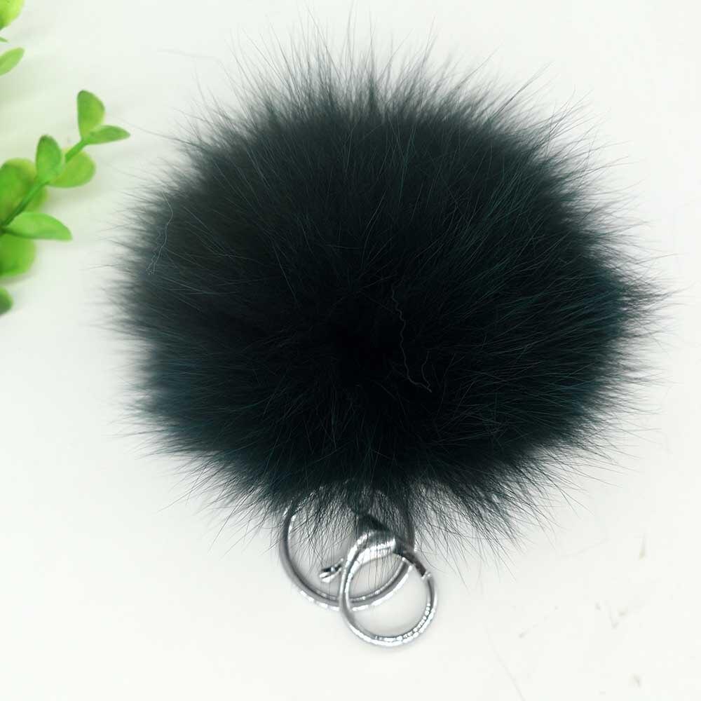 small fox fur pompom 16