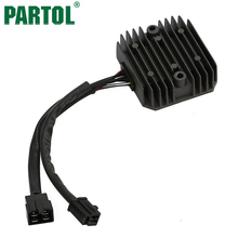 Partol Motorcycle Regulator Rectifier Motorbike Voltage Regulator For Honda Steed 400 VT 600 C SHADOW VLX 92-05 VT 600 CD CD2