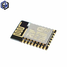 New version ESP-12E (replace ESP-12) ESP8266 remote serial Port WIFI wireless module(China)