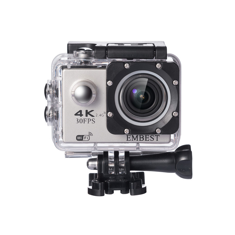 4K Action Camera Original F60 / F60R Remote WiFi 2.0 LCD 170D Len Helmet Cam Underwater go Waterproof pro Camcorder 1080P@60fps 15