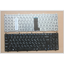 NEW Russian Keyboard For DNS Clevo W650EH W650SRH W6500 MP-12N76SU-4301 6-80-W6500-281-1D Russian Laptop  keyboard