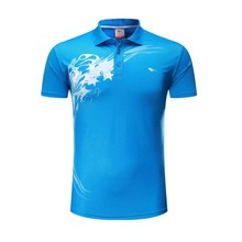 Men Women Polo T Shirt Golf Clothing Sports Breathable Clothes Quick Dry Male Goft Training
