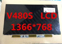 brand new ! For Lenovo V480S LCD screen LCD. No backlight V480 LCD p140nwr1