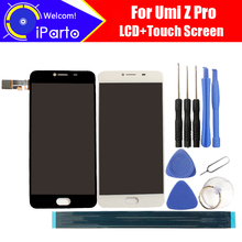 5.5 inch UMI Z Pro LCD Display+Touch Screen Glass 100% Original Tested Digitizer Glass Panel Replacement For UMIDIGI Z Pro+Tools