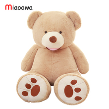 1PC 100cm The American Giant Bear Hull , Teddy Bear Skin High Quality Low Price Popular Birthday Gifts For Girls ,Kid's Toy