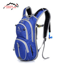 Outdoor Sport Bag LOCAL LION 12L Shoulders Backpack Riding backpack Bicycle Cycling Bags Nylon Fabric Lightweight
