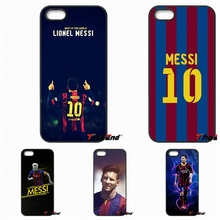 leonel messi NO.10 football star Hard Phone Case For iPhone 4 4S 5 5C SE 6 6S 7 Plus Samsung Galaxy Grand Core Prime Alpha