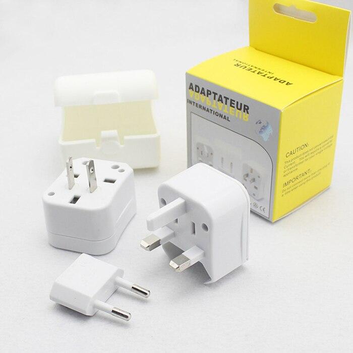 Brand New High Quality Universal International Travel AC Power Plug Adapter For EURO USA HK Asia Japan<br><br>Aliexpress