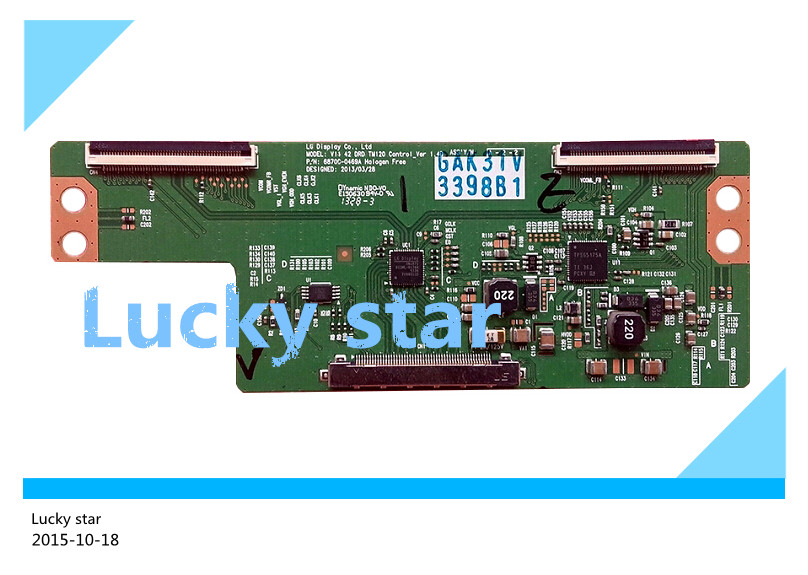100% tested good working High-quality for original LED42F3700NF LC420DUJ-SGK1 board 6870C-0469A logic board 98% new 2pcs/lot<br><br>Aliexpress