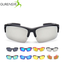 Buy Hot Gurensye Cycling Glasses Outdoor Sport Glasses MTB Bicycle Bike Glasses Motorcycle Sunglasses Eyewear Oculos Ciclismo Goggle for $1.59 in AliExpress store