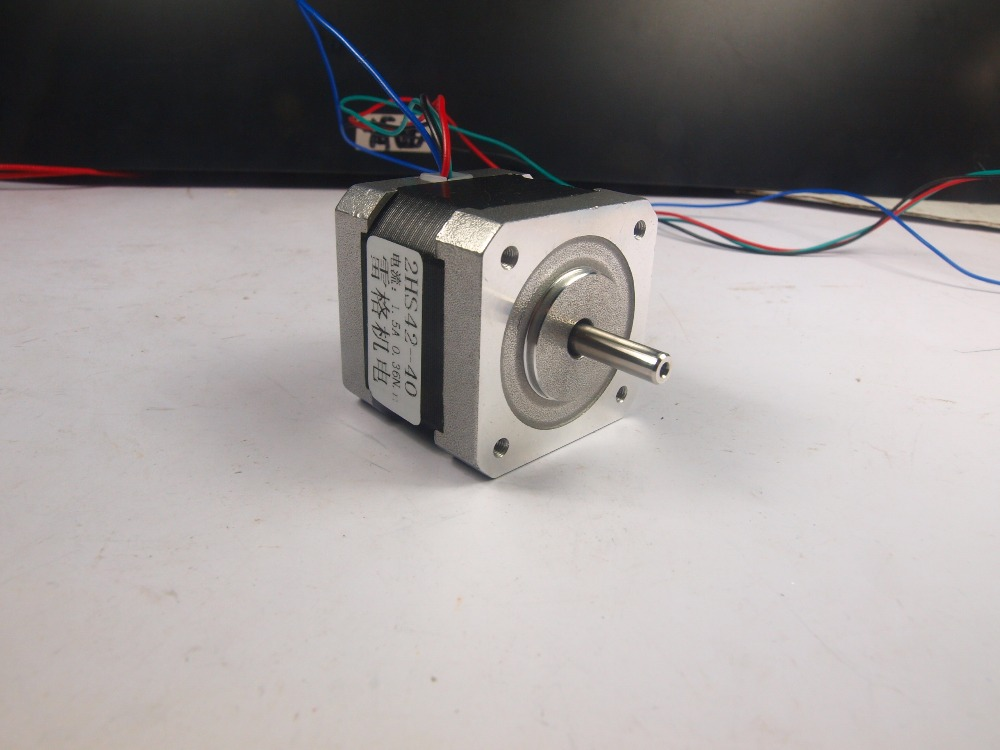42 Stepper  Motor for Ultimaker X,Y axis, Ultimaker Original, 2, Extended, GO! Reprap 3d printer NE17 1.8  step angle 1.5A 0.36n<br><br>Aliexpress