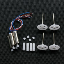 Engines Motors motors gear set For JJRC H31 RC drone Quadcopter Spare Part
