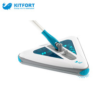 Electro Broom Kitfort KT-508 Home Portable Rod Powerful Vacuum Cleaner Handheld Dust Collector Stick zipper