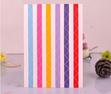 2014 Hot Sale Direct Selling Paper Sticky Type Scrapbook Diy Handmade Album Photo Posted Angle Corner Posts Accessories Tools