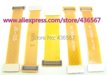 5pcs/lot Extended Test Flex Cable For S5 i9600 S4 i9500 S3 i9300 S2 i9100 Note 2 Note 3 LCD Screen Digitizer(China)