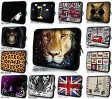 "Many Designs  Sleeve Bag Case Cover Pouch For 7"" inch Asus Google Nexus 7 / ipad mini  Tablet PC"