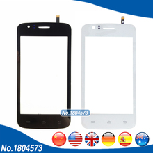 Touch Screen Digitizer For Explay Atom Panel Front Glass Replacement 10PCS/Lot(China)