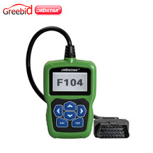 OBDSTAR F104 Key Programmer for Chrysler/Jeep/Dodge with Odometer and Pin Code Reader Function Support New Models