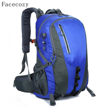 Buy Facecozy Outdoor Camping&Hiking Backpack Men&Women Mountaineering Hunting Travel Backpack Big Capacity Waterproof Sports Bag for $34.02 in AliExpress store