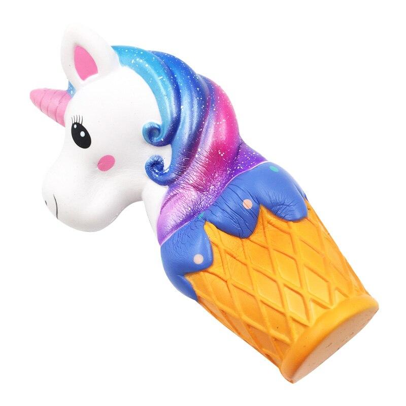 Unicorn ice cream Squishy (7)