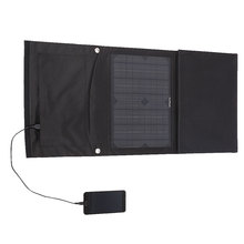 18V 40W Monocrystalline Solar Panel System Car Portable Power Battery Charger