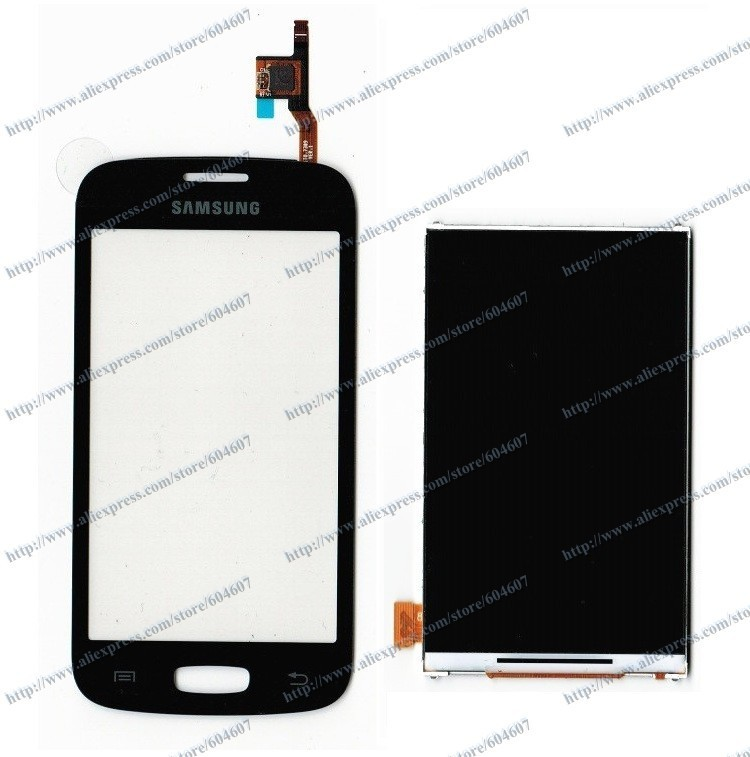 New Black Blue OEM Touch Screen with Digitizer+LCD Display For Samsung Galaxy Star Pro S7260 GT-S7260 Phone<br><br>Aliexpress