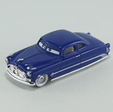 Pixar Cars Diecast Doc Hudson Metal Toy Car For Children 1:55 Loose Brand New In Stock McQueen car Toy(China)