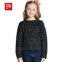 brand girls sweater kids tops girls winter tops kids jumper girls pullover 2016 winter size 6-15t girls clothing trendy