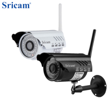 Sricam SP014 IP Camera WIFI HD 720P 1.0MP Waterproof Wireless CCTV Camera IP66 Night Vision P2P Phone Remote Home Security Cam