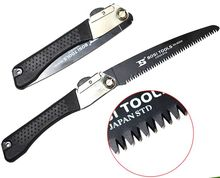 BS3232 Gardening tools, folding saws, small handsaw, mini portable timber handsaw.