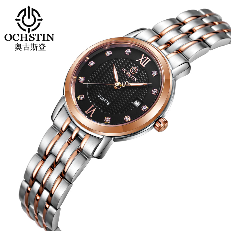 Classic Watch Women Top Brand Quartz Watches Women Dress Clock relogio feminino Waterproof Ladies Wristwatch Gift <br>