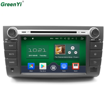 Android 6.0 Octa Core For Suzuki Swift 2004-2010 Car Audio Multimedia Player Hot Selling Supoort DVD Player GPS Navi Radio