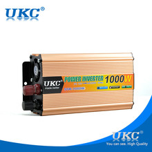 inverter 12v 220v 1000w power inverter universal solar inverter modified sine wave free shipping