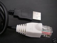 50 USB to RJ45 Router Booster KVM Network UPS Cable WU1(China)