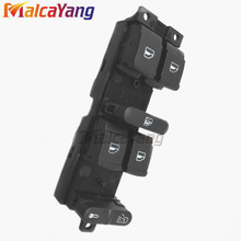 Power Window Switch for VW Beetle Passat B5 Golf 4 Jetta MK4 for Seat Leon for Skoda Superb 1J4959857B