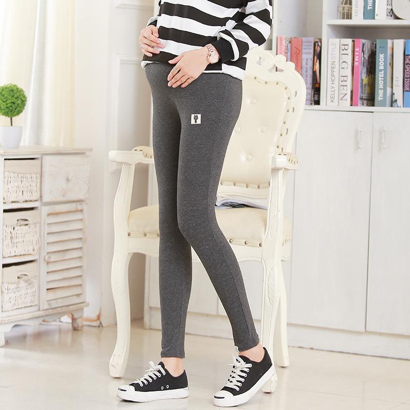 Plus Size Winter Velvet Pregnancy Leggings Pants For Pregnant Women Maternity Leggings Warm Clothes Thickening Trousers Clothing 5