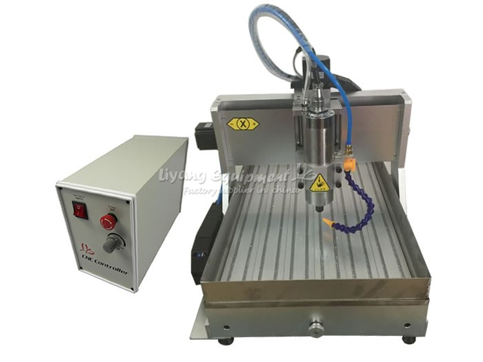 CNC 6040 with water tank (11)