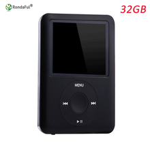 32GB MP3 Player USB Clip Mini LCD Screen Support 4GB 8GB 16GB Micro SD TF Card With FM Portable Recorder 2-Channel Stereo(China)