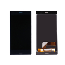 5pcs/lot for Sony for Xperia X Compact F5321 X Mini LCD Display Screen with Touch Screen Digitizer Assembly free shipping by DHL(China)